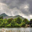 Derwent Island on Derwentwater by Tom Gomez