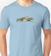 Burger Joint Unisex T-Shirt