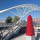 16th Street Pedestrian Bridge (Denver, Colorado) by Brendon Perkins