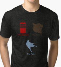 Sherlock Series 2--color Tri-blend T-Shirt