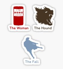 Sherlock Series 2--color Sticker