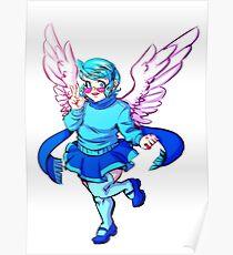 Winged Vivi Poster