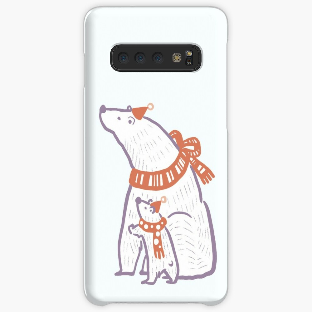 Merry Christmas I Case & Skin for Samsung Galaxy