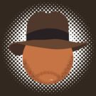 Indiana Jones Simple by Brian Rex