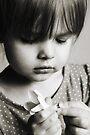 Broken Flower by Evita