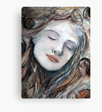 Imagining Tomorrow Canvas Print