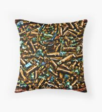 Soggy Butts Throw Pillow