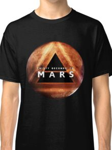 30 Seconds to Mars: Planet Design Classic T-Shirt