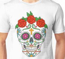 skull roses 1 Unisex T-Shirt