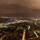 Paris Panorama 2 by mejmankani