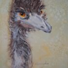 Aussie Bird  And Proud Of It! by Kay Cunningham