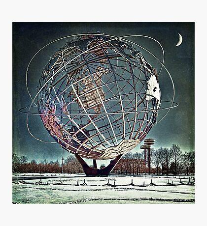 Unisphere Photographic Print