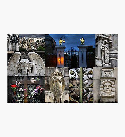 Recoleta cemetry Photographic Print