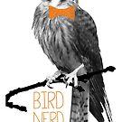 Bird Nerd by rustyfeathers