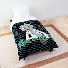 Rick Sanchez Comforter
