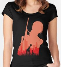 The last Hope Women's Fitted Scoop T-Shirt