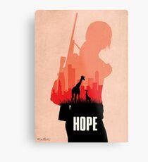 The last Hope Metal Print