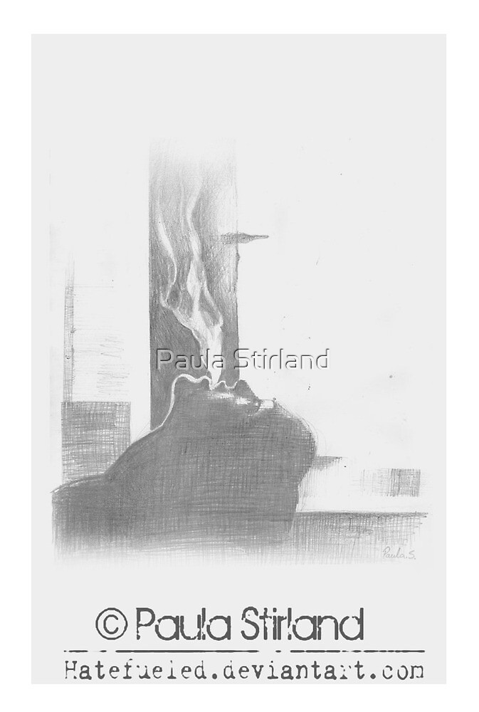 Where there's smoke by Paula Stirland