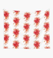 Colorful Watercolor Stroke Wall Tapestry