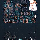 Copy of Merry Christmas II by isfeather