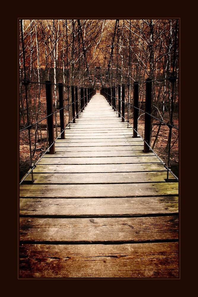 Patapsco Bridge, part 2 by Matthew Kocin