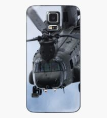 Chinook Helicopter Case/Skin for Samsung Galaxy