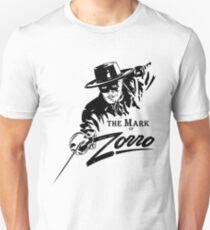 The Mark of Zorro Slim Fit T-Shirt