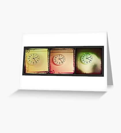 1421-1424 Greeting Card