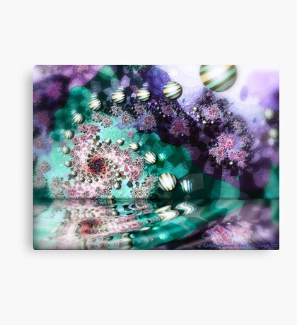 Ordering the Chaos Canvas Print