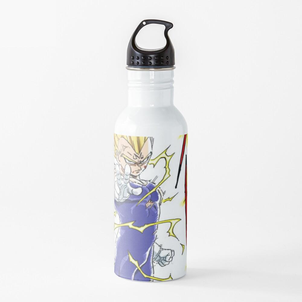 Vegeta Majin (Manga) Water Bottle