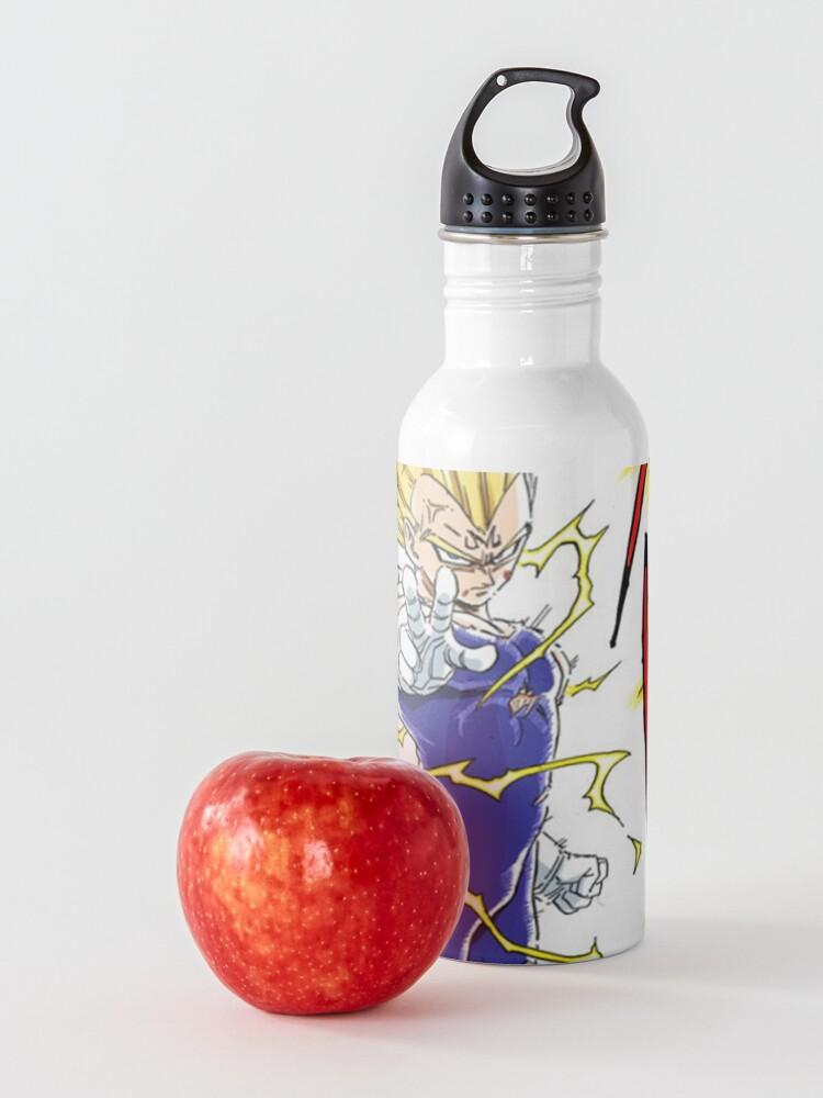 Alternate view of Vegeta Majin (Manga) Water Bottle
