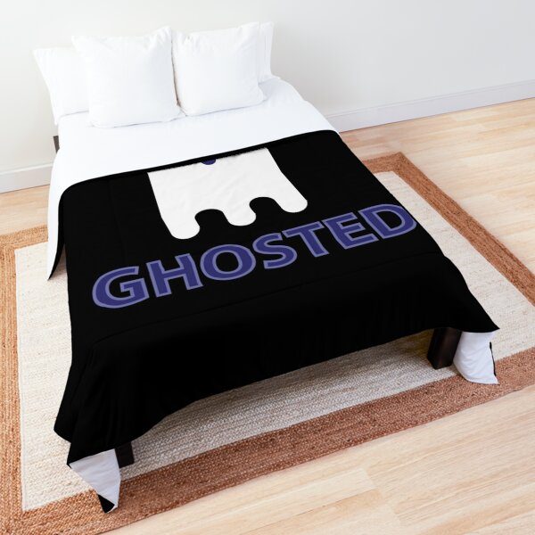 Ghosted Comforter