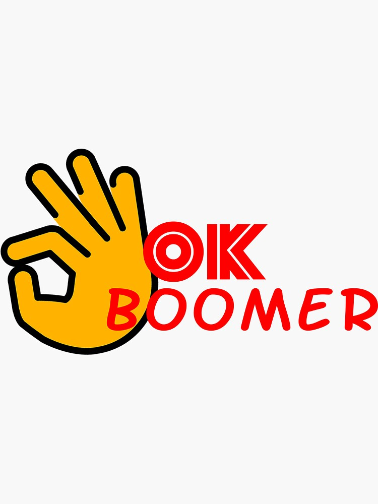Ok Boomer by Debugga