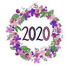 Year 2020 by ArtByMichelleT