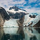 Northwestern Glacier Reflections by abigailhausman