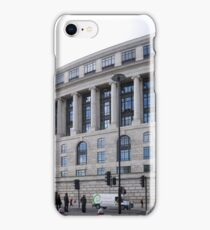 London Deco: Unilever House 1 iPhone Case/Skin
