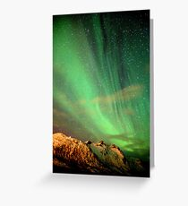 Northern Lights Greeting Card