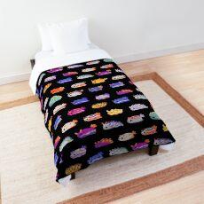 Sea Slug Day Comforter