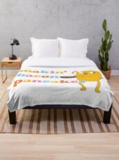 "Manta Adventure Time ™ ""Panqueques de tocino Makin '"""