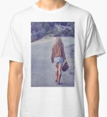 Deserted Roads Classic T-Shirt