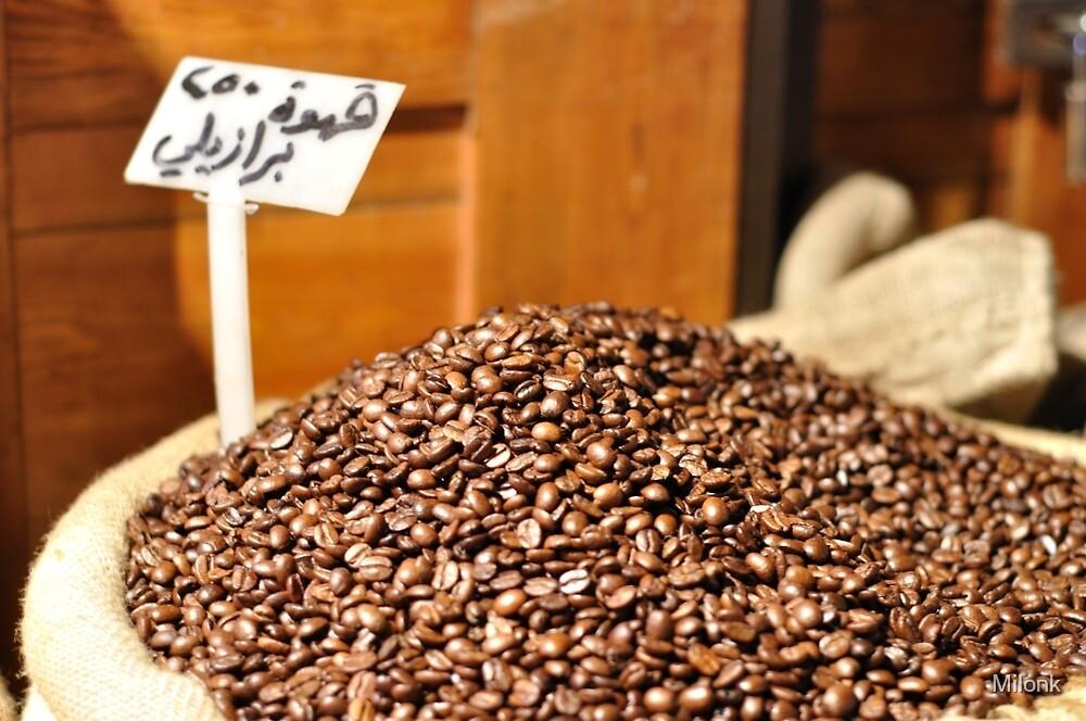 Coffee bag by Milonk