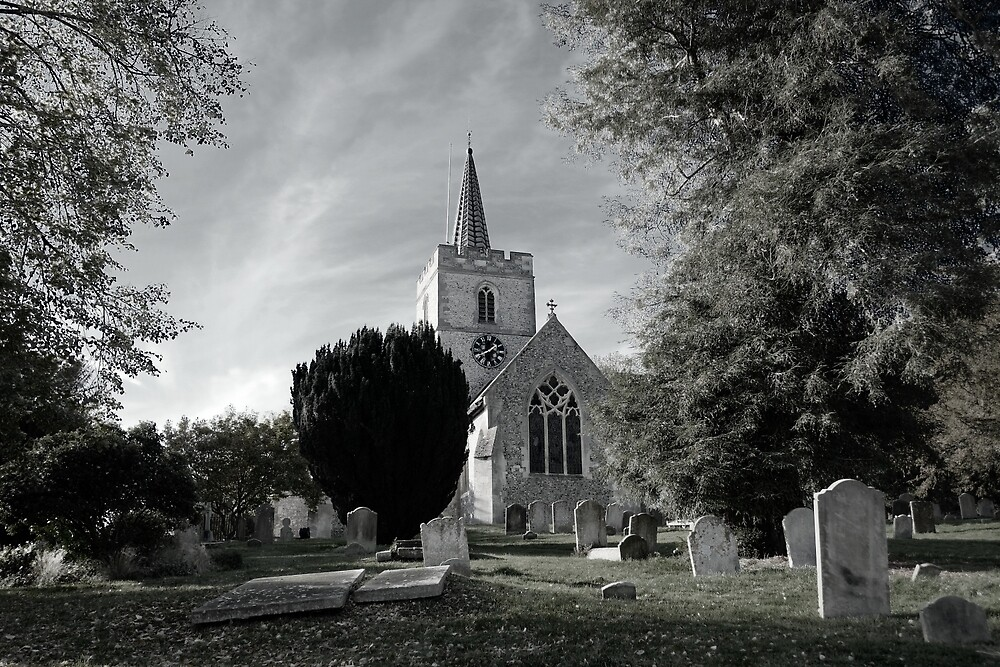 A Church in Chesham by Ross Hall