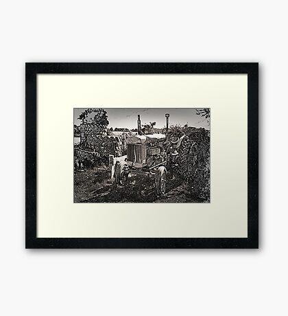 Fordson Framed Print