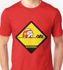 Big Bertha attack Hazard Unisex T-Shirt