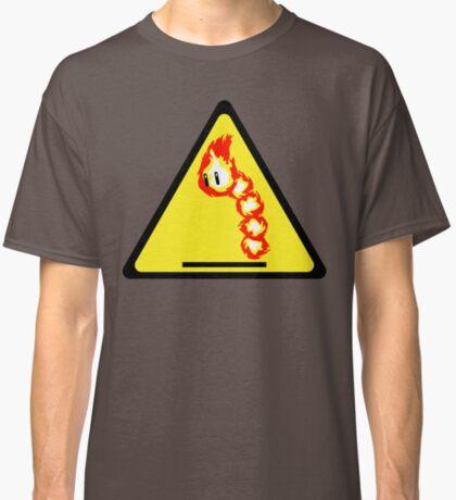 Fire Snake Hazard Classic T-Shirt