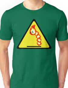 Fire Snake Hazard T-Shirt