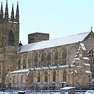 bridlington priory by MARMARISKEV