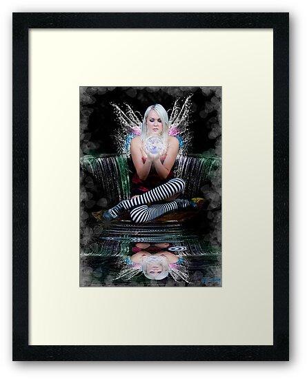 Fairy Falls by Simon Hackney