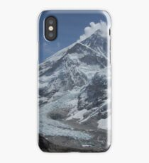 Mount Everest from Kala Patar iPhone Case