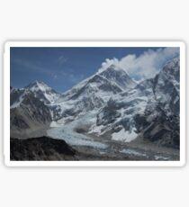Mount Everest from Kala Patar Sticker